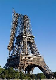 funny eiffel pictures freaking news