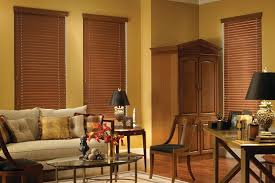Wood Blinds For Windows - fabric vinyl or wood blinds which is right for you