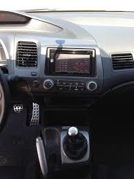 sold 2007 honda civic si 2 0 dohc i vtec 6 speed manual stereo