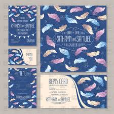 luxury wedding cards with vintage patterns vector image 45826