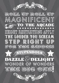 themed sayings 57 best circus theme images on circus theme circus