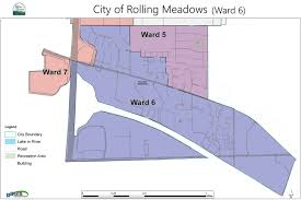 2nd Ward Map Chicago by 6th Ward Alderman Rolling Meadows Il Official Website