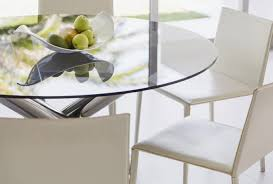 Round Glass Table Tops by Glass Replacement Tabletops