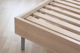 Slat Frame Bed Slatted Bed Bases Beds Mattresses Ikea