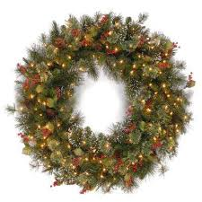christmas reefs christmas wreaths christmas wreaths garland the home depot