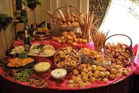 entertaining 101 how to set up a buffet table decor talk blog