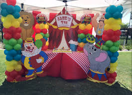 carnival birthday party packages in san diego carnival birthday