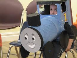 Connor Halloween Costume Diy Thomas Tank Engine Halloween Costumes Mom Forwardmom