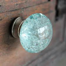glass cabinet pulls handles arctic blue glass melon cabinet knobs drawer pulls handles regarding
