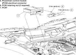 repair guides components u0026 systems powertrain control module