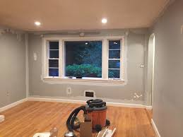 decor borough bliss painting the living room north star by sherwin