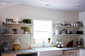 decorating ideas for kitchen shelves kitchen open kitchen shelves decorating ideas shelving in