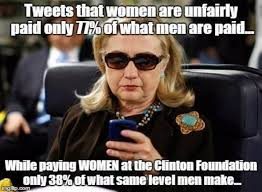 Disgusting Monday Memes - hillary s disgusting hypocrisy summed up in hard hitting meme