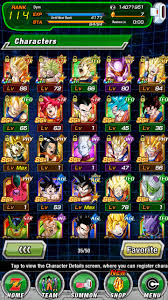Good Account Pictures Looking For Good Global Dokkan Battle Account