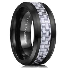 Mens Tungsten Wedding Rings by 8mm Unisex Or Men U0027s Tungsten Wedding Band Ring Mens Wedding