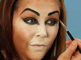 original halloween makeup extreme cat eye makeup tutorial mugeek vidalondon