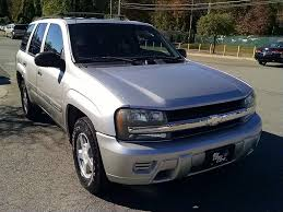 used lexus for sale in winston salem nc 3086 2004 chevrolet trailblazer big easy cars inc used