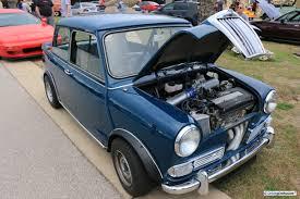 Dodge Challenger Engine Swap - 1966 riley elf mkii with honda b16a engine swap
