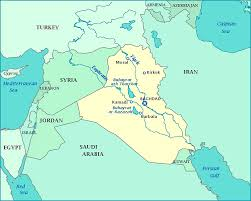 map of bagdad press the print button to print this map of iraq