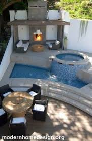 pocket size pools for the smallest of spaces plunge pool