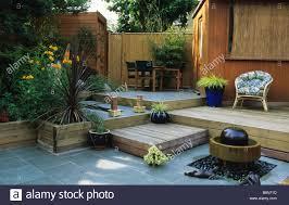 Garden Patio Design by Private Garden London Design Kristina Fitzsimmons Small Town Patio