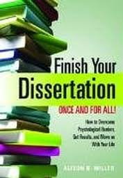 Dissertation  amp  Scholarly Research  Recipes for Success  Marilyn K     Amazon com Finish Your Dissertation Once and for All   How to Overcome Psychological Barriers  Get