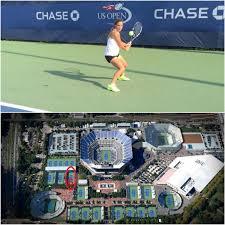 map us open sakkari us open 2015 tennis courts map directory
