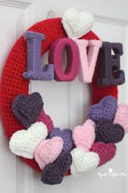 25 best crochet wreath ideas on pinterest christmas crochet