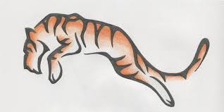 tiger tattoo design by lmai on deviantart