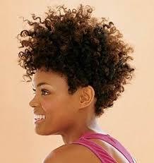 hair cut back of hair shorter than front of hair fluffy twist out short natural hair curl vision magazine