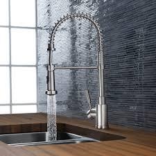 professional kitchen faucet beautiful semi professional kitchen faucet image collection water