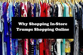 10 reasons it u0027s better to shop in store rather than online huffpost