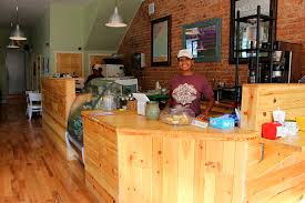 home made theater saratoga bed stuy café serves up homemade treats smoothies on saratoga