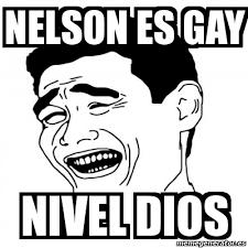 Nelson Meme - meme yao ming 2 nelson es gay nivel dios 13867229