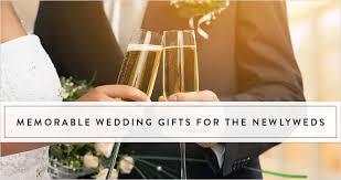wedding gift exchange memorable wedding gifts for the newlyweds the gift exchange