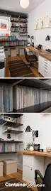 Garage Office by 25 Best Cheap Home Office Ideas On Pinterest Filing Cabinets