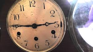 Mantle Clock Repair A Look At A Lovely Smith Enfield Westminster Chime Mantle Clock