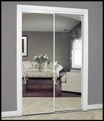 Mirror Closet Door Replacement Nifty Replacing Mirrored Closet Doors R74 About Remodel Creative