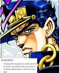 Meme Comics Tumblr - 13 jojo s bizarre adventure tumblr memes that make it even weirder