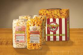 Popcorn Baskets Cleveland Gifts Campbell U0027s Sweets Factory Gourmet Popcorn