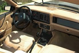 fox mustang interior restoration car of the week 1984 ford mustang gt