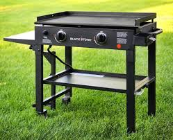 Outdoor Flat Grill Cooktop Blackstone 28