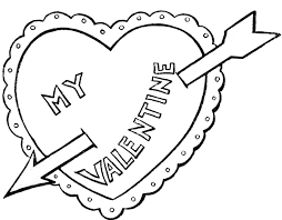 valentines color page my valentines day coloring pages valentine coloring pages of