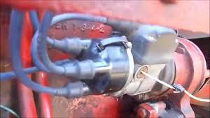 farmall h4 magneto no spark fix youtube
