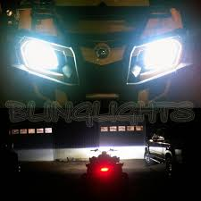 can am outlander tail light bulb can am outlander renegate atv xenon hid light conversion kit
