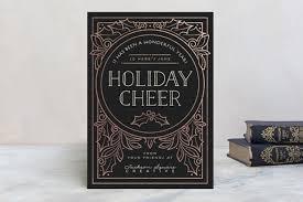 christmas card design trends at minted visualheart creative studio