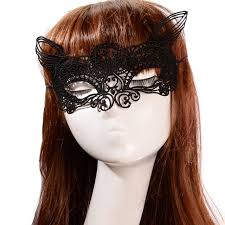 cat masquerade mask cat lace eye mask party dress masquerade masks