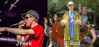 Malibus Most Wanted Meme - local rapper goes by jrock and is essentially an exact replica