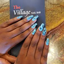the village nail bar home facebook