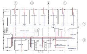 hvac floor plan hvac single line diagram photovoltaic research lab program